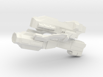 Hypheros Cargo Frighter CS-FTL3 in White Strong & Flexible