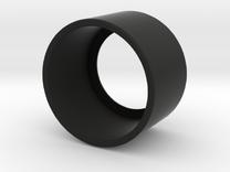 Power Core LED Shroud in Black Strong & Flexible