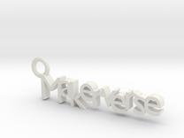 Maker2 in White Strong & Flexible