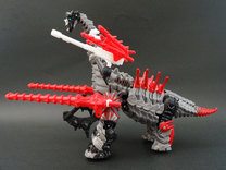 TF4 : AOE Warrior Of Colossus Kit for Voyager Slog in White Strong & Flexible