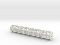 Gitterrohr 22 in White Strong & Flexible