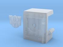 G2 Standard MP-10 Shoulder in Frosted Ultra Detail