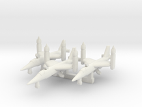1/700 VJ101 C on the Ground x 3 in White Strong & Flexible