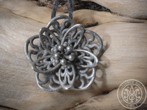 Blossom #3 in Stainless Steel