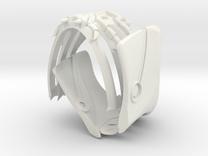 MK9 Subzero+Scorpion Mask Set in White Strong & Flexible