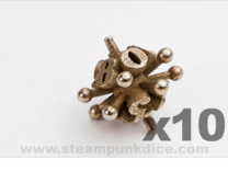 Jack 10d10 Set in Stainless Steel