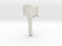 Titan in White Strong & Flexible