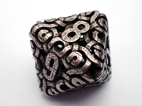 Ring Die8 in Stainless Steel