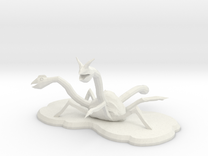 Trigunn in White Strong & Flexible