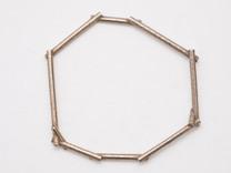 Stick Bracelet in Stainless Steel