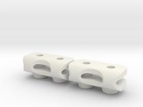 Servomount SANWA SRG-BLS for Jabber '13 & '15 in White Strong & Flexible