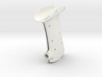 RVJET Landing Gear REAR in White Strong & Flexible