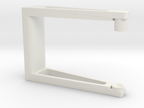 Handle for Zoetropes in White Strong & Flexible