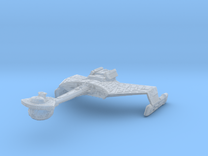 Enemy Battle Cruiser 007 in Frosted Ultra Detail