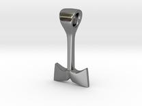 Thors Hammer #15 in Premium Silver