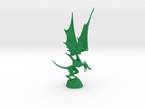 Dragon in Green Strong & Flexible Polished