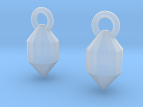 pointers in Smooth Fine Detail Plastic