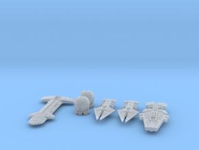 QSR Package: TFN versus KON in Smooth Fine Detail Plastic