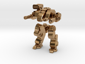 Terran Assault Walker in Polished Brass