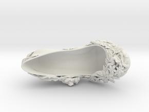 Flora Shoes Right size EU 37  in White Natural Versatile Plastic