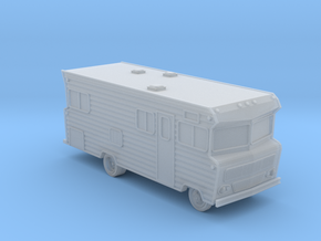 N-scale Winnebago D-22 Indian in Smoothest Fine Detail Plastic