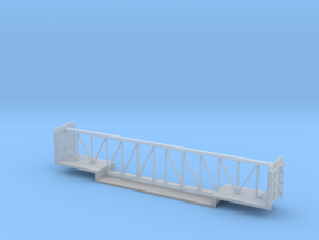 Depressed Centerbeam - Nscale in Smooth Fine Detail Plastic