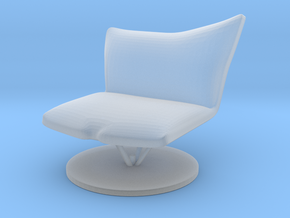 Chair No. 27 in Smoothest Fine Detail Plastic