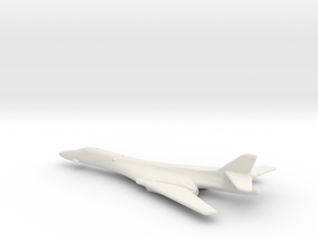 B1B Lancer 1 to 600 in White Natural Versatile Plastic