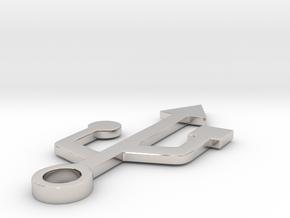 USB in Platinum