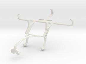 Controller mount for Xbox 360 & LG Spirit in White Natural Versatile Plastic