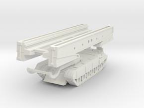 MG144-R07B MTU-72 Bridge Layer in White Natural Versatile Plastic