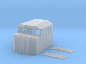 Crescent Cab - Generic in Smooth Fine Detail Plastic