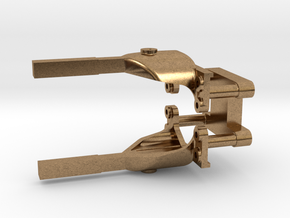 No. 23 - Valve Rod Guide REV Set .625 Plus1% in Natural Brass