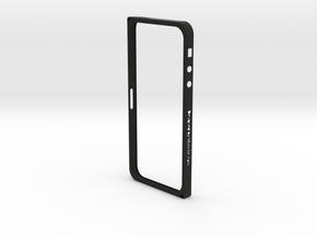 Singularity for iPhone 5/5s in Black Natural Versatile Plastic
