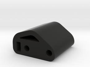WRC Paddle - Adjuster Block V2 in Black Natural Versatile Plastic
