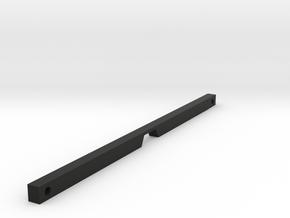 IPAD LOCK RX7 in Black Natural Versatile Plastic