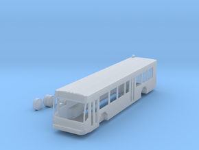 n scale gillig brt bus right hand drive in Smooth Fine Detail Plastic