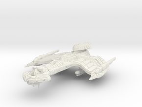 KDF Flagship 1:7000 in White Strong & Flexible