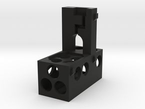 Inspire Charger Block - Minimized in Black Strong & Flexible