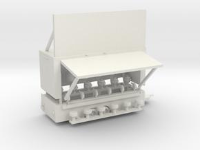 Watergunfunbuilt in White Natural Versatile Plastic