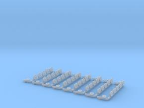 1/87 Lampenbügel 5er mit SeitenRKL in Frosted Ultra Detail