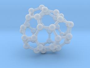 0235 Fullerene C42-14 c1 in Frosted Ultra Detail