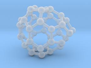 0237 Fullerene C42-16 c2v in Frosted Extreme Detail