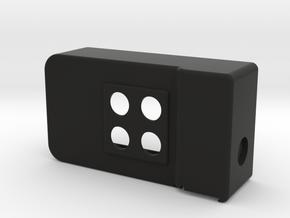 UECUL-T-05 in Black Natural Versatile Plastic