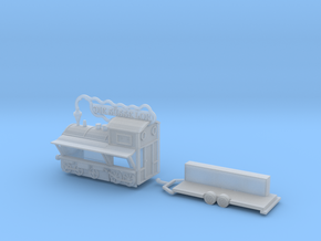 """Die süsse Lok"" Detailversion - 1:220 (Z scale) in Smooth Fine Detail Plastic"