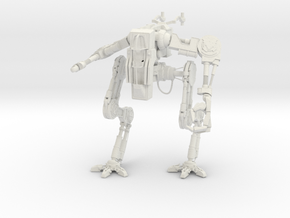 The Crux Robot in White Strong & Flexible
