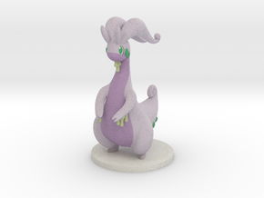 Goodra in Full Color Sandstone