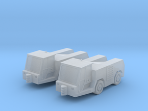 GSE Airport Tow / Push Back vehicle 1:200 (2pc) in Smooth Fine Detail Plastic