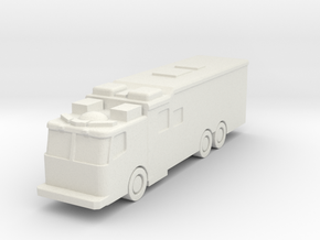 1:285 Ferrara FDNY Custom Hazmat Rig in White Strong & Flexible