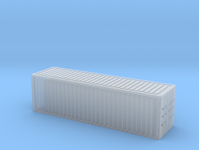 1/450 Container 30ftx1 in Frosted Ultra Detail